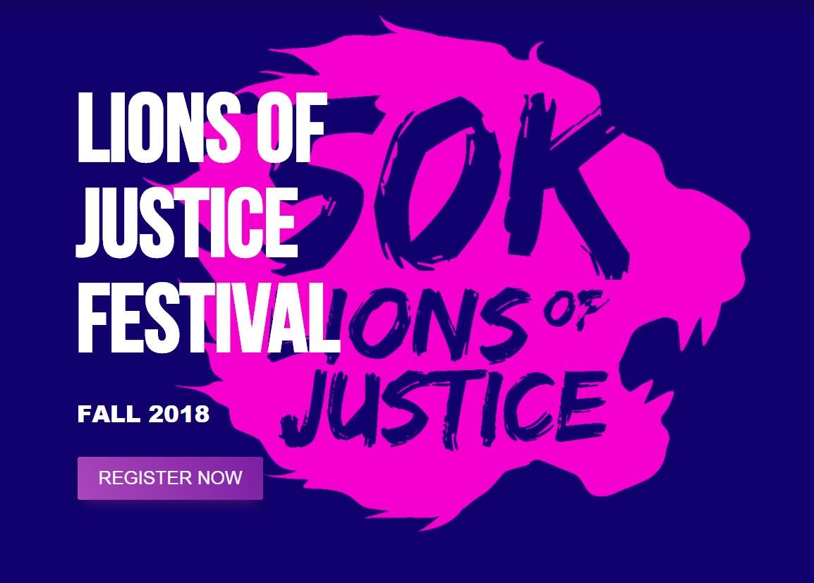 50k Lion of Justice Festival